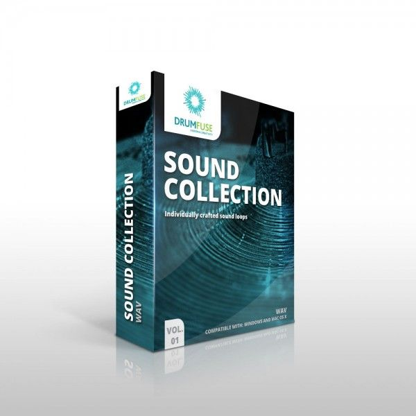 Check out the DrumFuse Sound Collection on www.drumfuse.com
