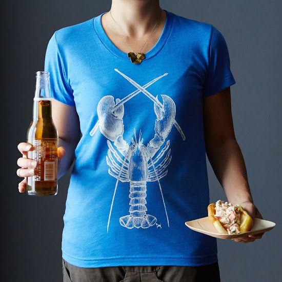 Rock Lobster Women's T-Shirt,  Food 52