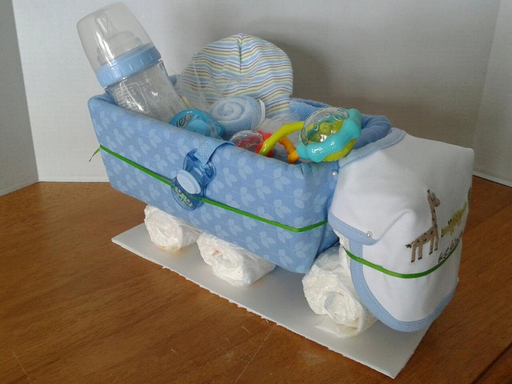 1000 Images About Baby Diaper Cake 2 On Pinterest