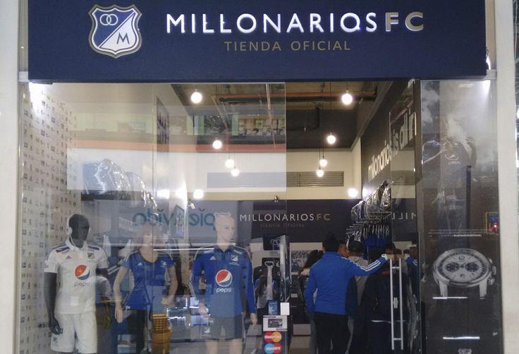 Templade   Clubs   Millonarios