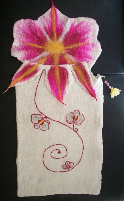 30 best Felting with Resists images on Pinterest | Bags, Felted ...