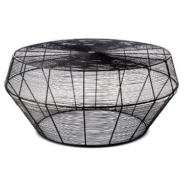 Linhigh Coffee Table Woven Wire  - Threshold™