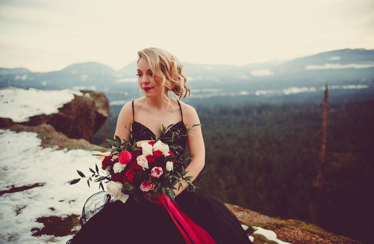 Brides Hair Created by: Salon Muse  #styledshoot #photoshoot #junebug #westcoast #theknot #bridalhair
