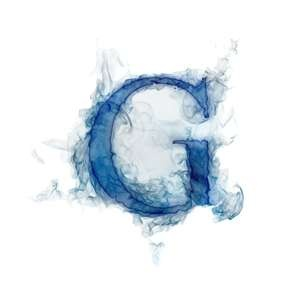 Smoking Letter G