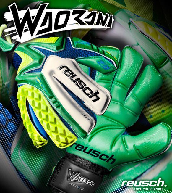 Goalkeeper Glove Reusch