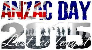 Image result for anzac 2015