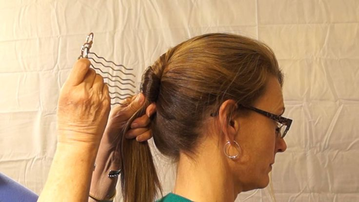 HAIR COMB HOW TO VIDEO