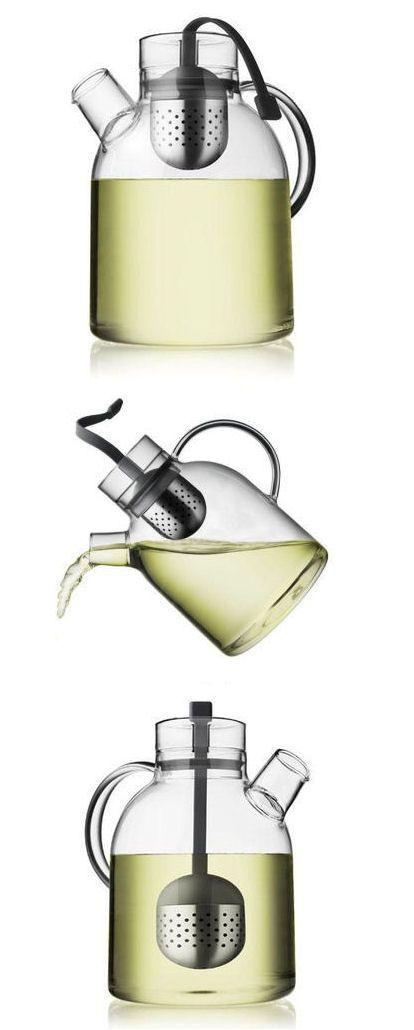 Love this Modern Kettle Teapot ♥