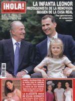 Hola! Magazine [Spain] (19 September 2012)