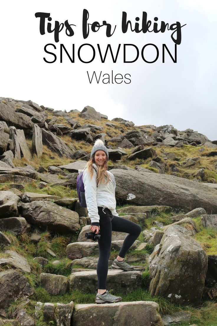 If you're planning on walking up Snowdon then read this first! I've completed my 10th hike up Snowdon and here are my top tips and what you should wear.