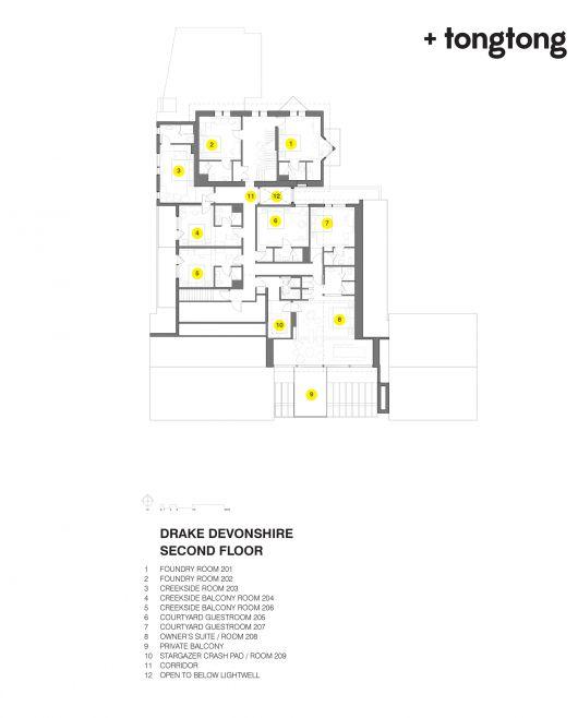 Drake Devonshire Inn / +tongtong