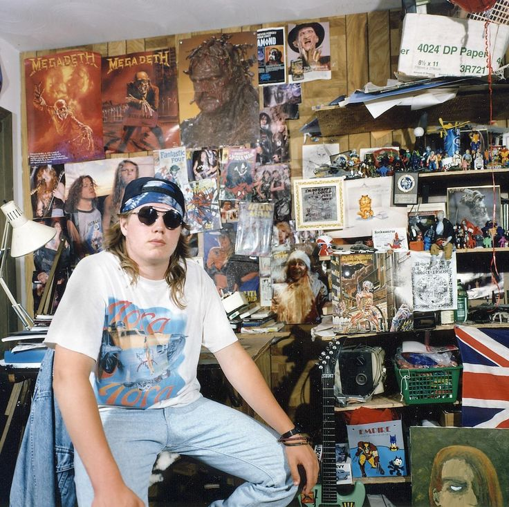 Photographer Adrienne Salinger's iconic 1995 book 'In My Room: Teenagers in Their Bedrooms' is presently enjoying a digital second life. We catch up with her to find out why.