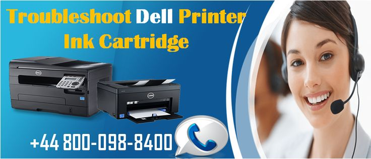 Easy Steps to Troubleshoot Dell Printer Ink Cartridge As useful and continuously used device could suffer with problems and many time you may usually see ink cartridge problems in Dell printer. These problems can easily being solved by the help of te