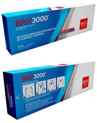 Brix 3000 Es un producto medico odontológico en gel para el tratamiento atraumático de caries que comprende una actividad enzimática de 3.000 U/mg*, , Comuniquese Con Nosotros Cel: 3143834784 - 3202276933 WHATSAPP: +573143834784, www.insumosdentales.com Bogota-Colombia Facebook : https://www.facebook.com/insumos.dentales.colombia.oficial Correo: boletines@insumosdentales.com Pagina WEB: www.insumosdentales.com  Bogota-Colombia #brix3000 #caries