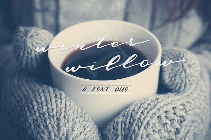 Winter Willow #ad