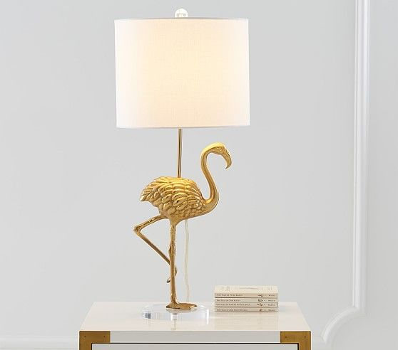 Lilly Pulitzer Flamingo Lamp Our Friends In 2019