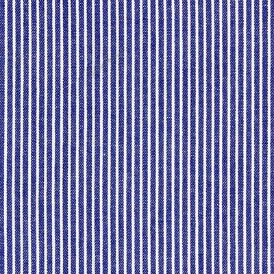Denim Strisce 5 - Cotone - blu marino