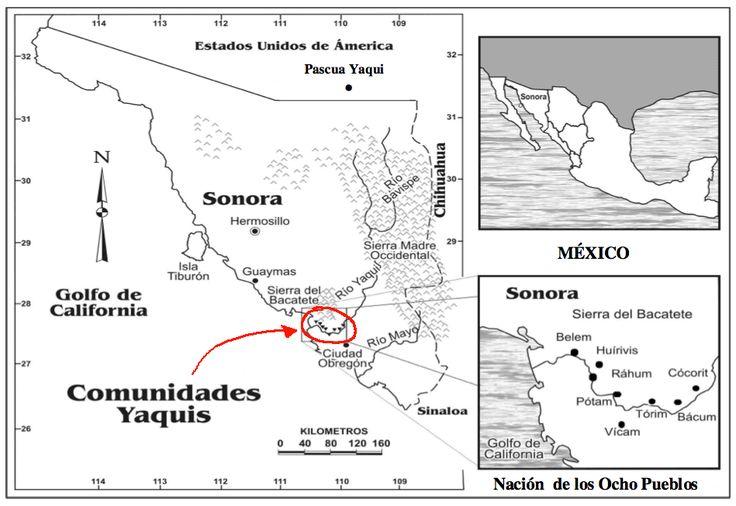 cultura yaqui | BLOQUE. VII. TEMA: Grupos etnicos ( yaquis)