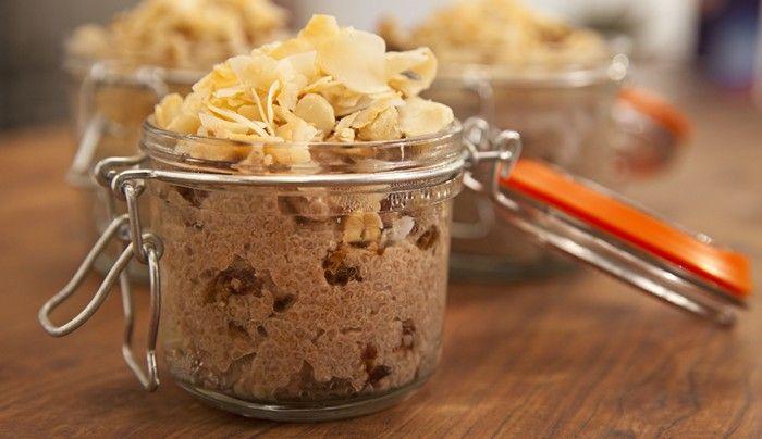 Chia Seed Porridge   Good Chef Bad Chef