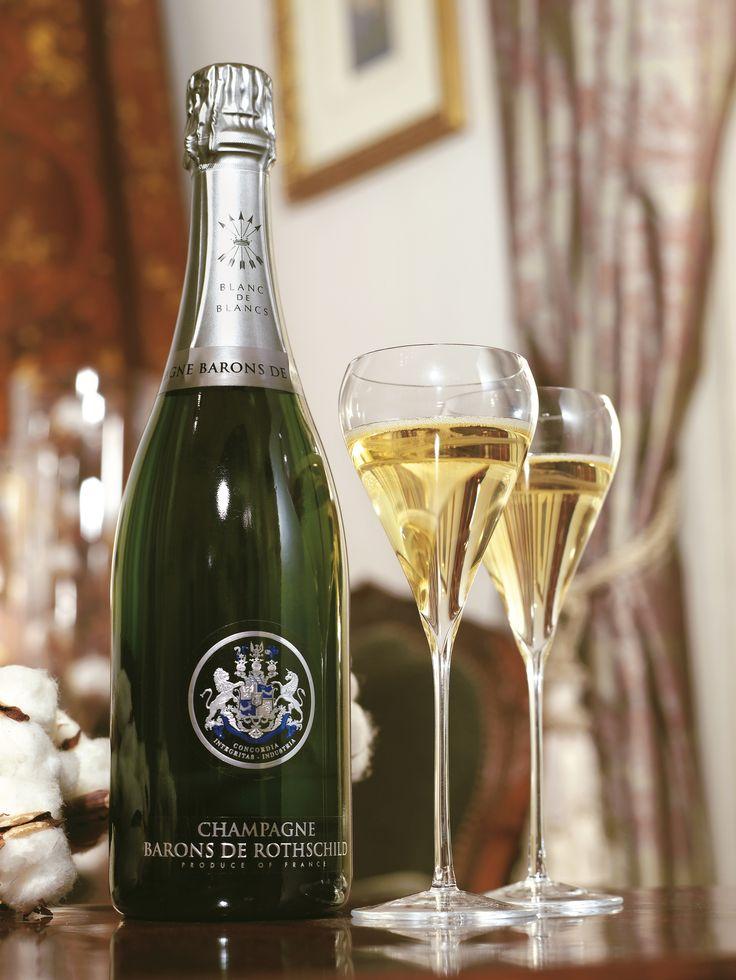 #Champagne Barons de #Rothschild - #BlancdeBlanc