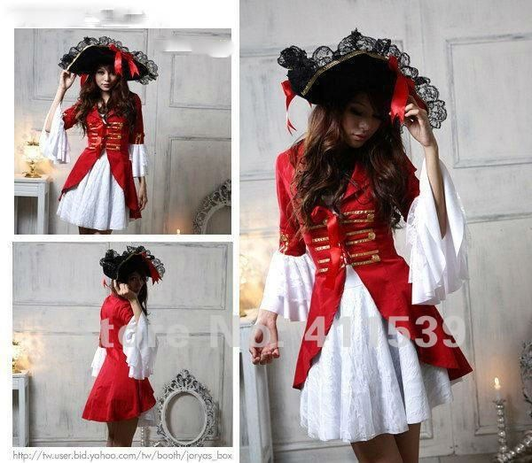 Pirates of the Caribbean costume