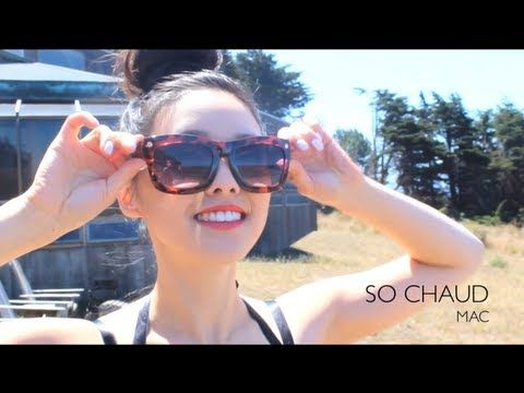 Jenn Im of Clothes Encounters. Watch her latest video on Beach Swim Suit Cover Ups! (4:14)
