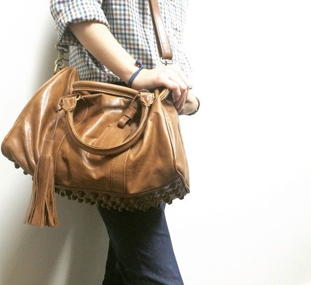 TRAD LeatherGoods : Signature Speedy Bag