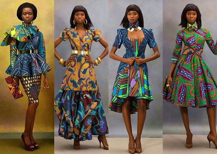 African Fashion Designs For Ladies