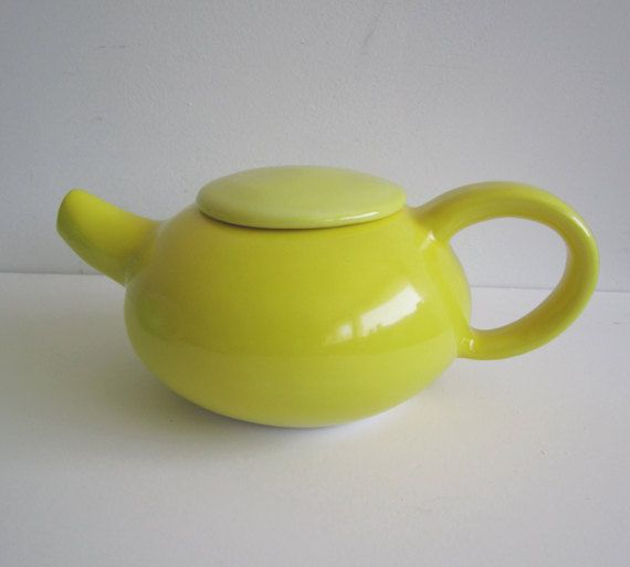 porcelain teapots by davistudio on Etsy, $165.00