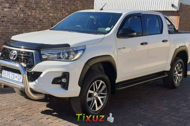 Best Of 2019 Toyota Hilux Dakar Double Cab And Pics Di 2020
