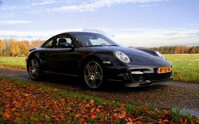 Porsche 977 Turbo wallpaper