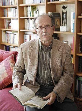 Agustin Fernández Paz, autor da novela «Desde unha estrela distante».