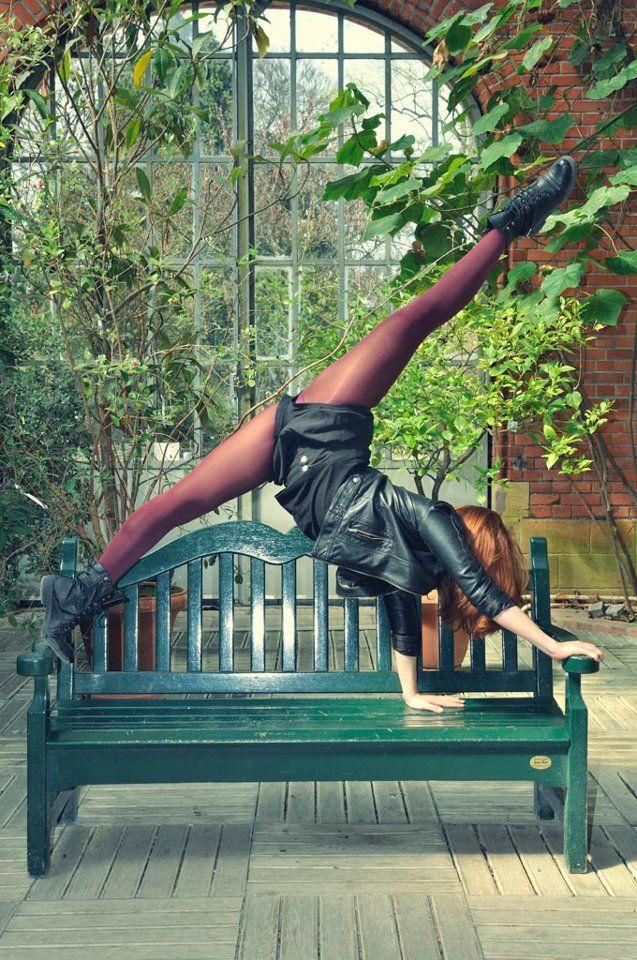 cirque-du-ginger:  Dynamic daner pose