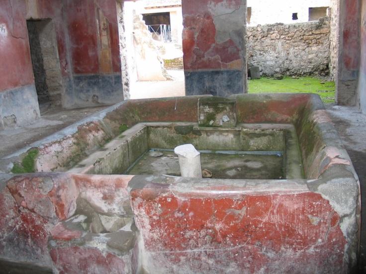 Ancient Pompeii (laundry)