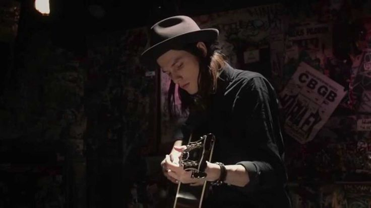 """James Bay - Scars acoustic // Pre-order the debut album """"Chaos And The Calm"""" http://smarturl.it/JBChaosAndTheC"""