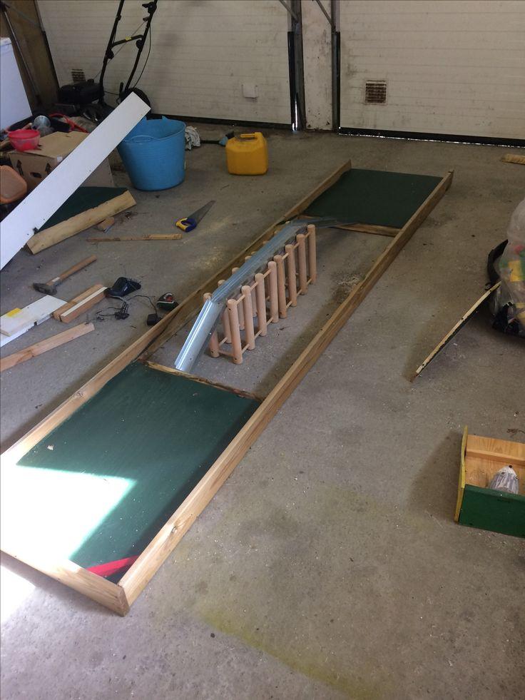 Minigolf bane - endnu en bro