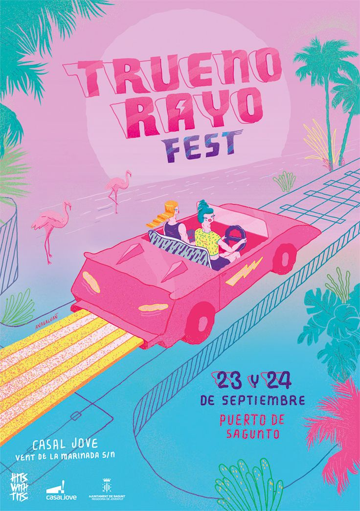 Truenorayo Fest on Behance