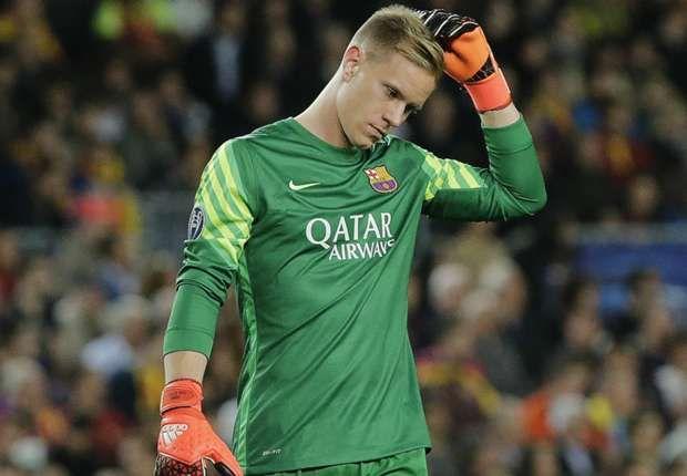 Ter Stegen drops Barcelona exit hint
