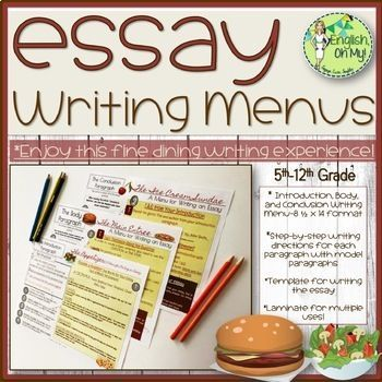 Writing an essay can be very difficult for students at any age. Many students do not know what components need to go in an introduction, body paragraph and conclusion, and they often leave out many items. In addition, the introduction and the conclusion tends to perplex many of my students, and some will write a sentence for