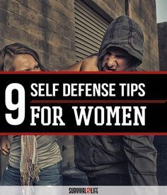 Survival Tips: Self Defense for Women   How To Prevent An Attack, Self Defense And Moves If You're Attack by Survival Life at http://survivallife.com/2015/12/16/survival-tips-self-defense-for-women/