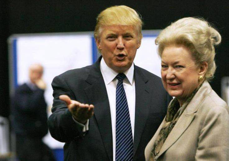 Who Are Donald Trump's Siblings? What You Need To Know About Maryanne Freddy Elizabeth And Robert Trump