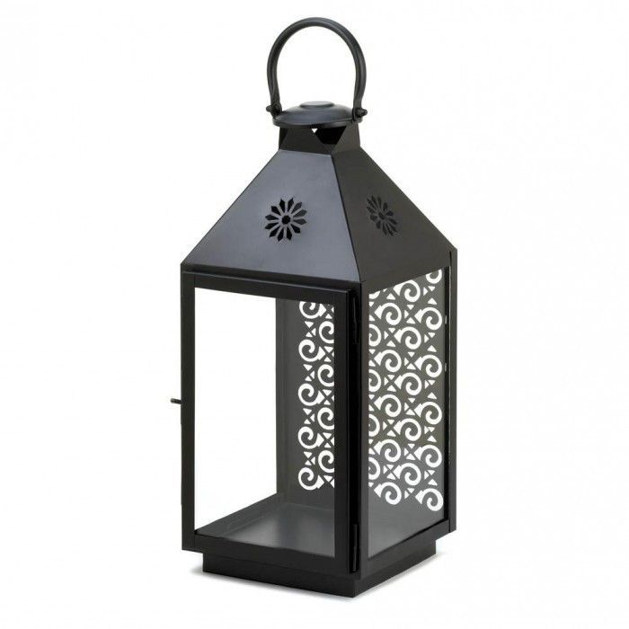 Gallery of Light 10015817 Sprightly Large Candle Lantern