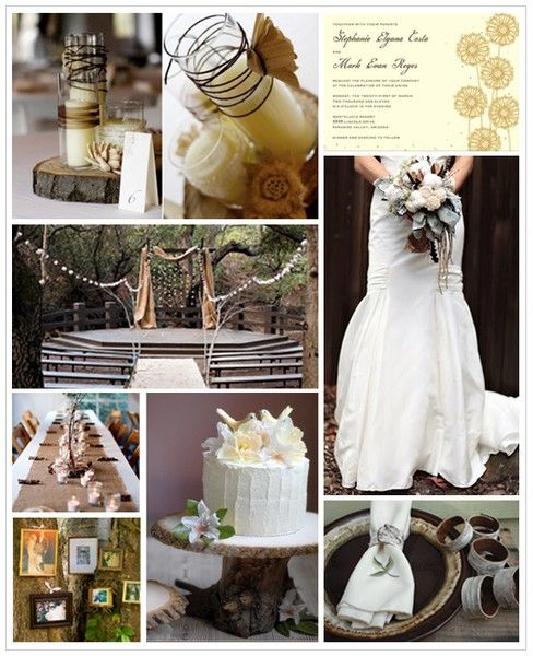 Simple Rustic Wedding Ideas: 1000+ Images About Rustic Wedding Decor Ideas On Pinterest