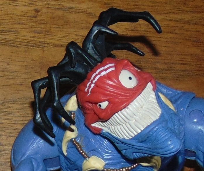 "DISNEY SMALL SOLDIERS MOVIE 7"" The Gorgonites Insaniac #Hasbro"