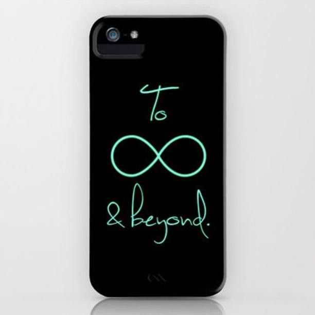 Case Design to infinity and beyond phone case : ... Phonecases, Quote Phonecases, Phonecases Phonecase, Phone Cases ufe0f