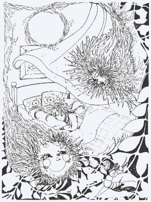 Intricate And Lovely Coloring Pages For Little Ones Who Like Detail Fantasy