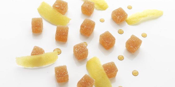 Daniel Clifford shares his whiskey sour recipe, which can be used to round off a dinner party with a bang. Use good American bourbon for these petit fours