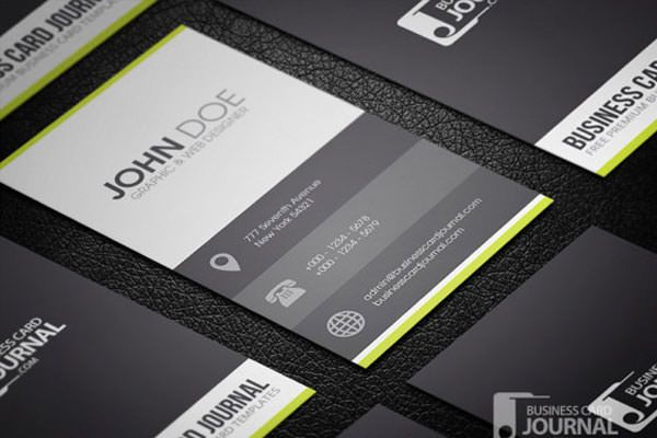 Clean-Minimal-Metro-Style-Business-Card-Template                                                                                                                                                                                 もっと見る
