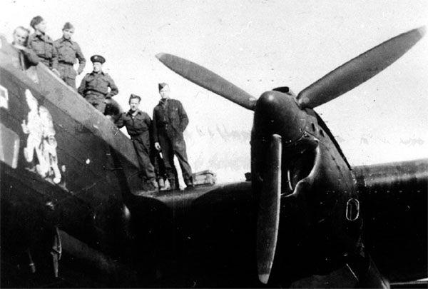 More Polish aircrew in Brindisi
