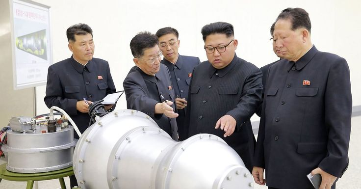 #MONSTASQUADD North Korea Says It Tested a Hydrogen Bomb Meant for Missiles